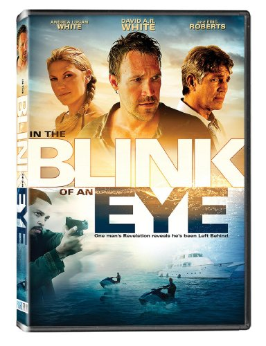 in the blink of an eye - DVD Image