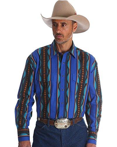 Wrangler T-Shirt (Blue) - 5