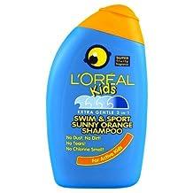 L'Oreal Kids Shampoo Extra Gentle Swim 265 ml