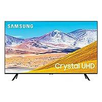 SAMSUNG 50-inch Class Crystal UHD TU-8000 Series – 4K UHD HDR Smart TV with Alexa Built-in (UN50TU8000FXZA, 2020 Model) (Renewed)