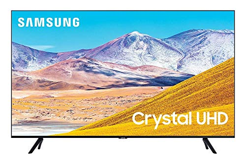 "Samsung UN50TU8000 50"" 8 Series Ultra High Definition Smart 4K Crystal TV with a Samsung HW-Q800T 3.1.2 Ch Dolby Atmos Soundbar and Wireless Subwoofer (2020)"