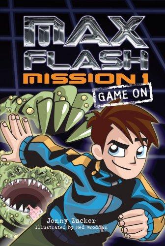 Mission 1: Game on (Max Flash) PDF