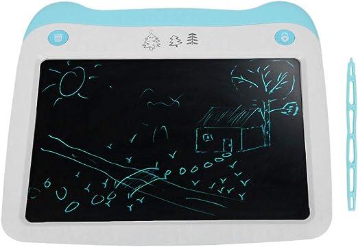 グラフィックタブレット、ポータブルスマートドローイングボード、キッズアダルト用LCD(LCD handwriting board (blue))