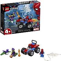 LEGO Marvel Spider-Man Car Chase 76133 Building Kit (52...