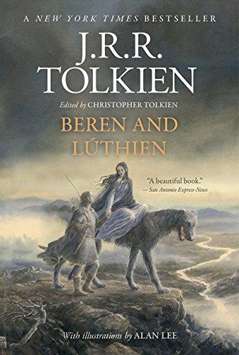Beren and Luthien [J.R.R. Tolkien] (Tapa Blanda)