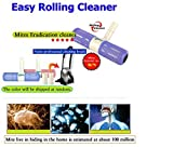 Rolling Cleaner Vacuum Easy Bacterial Dust Power Suction Removing Mites House(color:random)