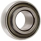 Timken (Fafnir) GW211PPB9 - Farm Implement Bearing - Round, 2.1950 in Bore, 3.9370 in OD, 1.3125 in Width, Tri-Ply Seals
