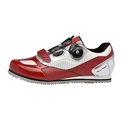 Shoes Zapatillas de Carretera Masculinas y Femeninas, Malla Transpirable Antideslizante portátil Zapatillas de Bicicleta de