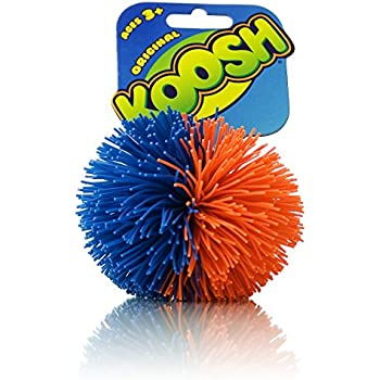 Squishy Koosh Ball : Amazon.com: Koosh Soft Active Fun Toy - 1x Random Coloured Ball: Toys & Games
