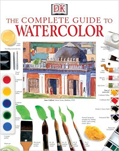 The Complete Guide to Watercolor June 21, 2002