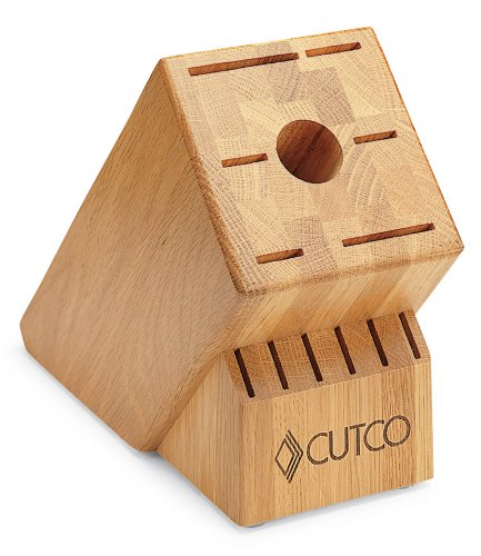 Cutco Knife Block