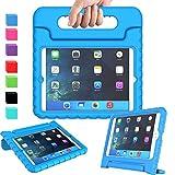 AVAWO Kids Case for iPad Mini 1 2 3 - Light Weight Shock Proof Handle Stand Kids for iPad Mini - iPad Mini 3rd Generation - iPad Mini 2 with Retina Display - Blue