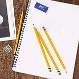 Mr. Pen- Pencils with Sharpener and Eraser, 24