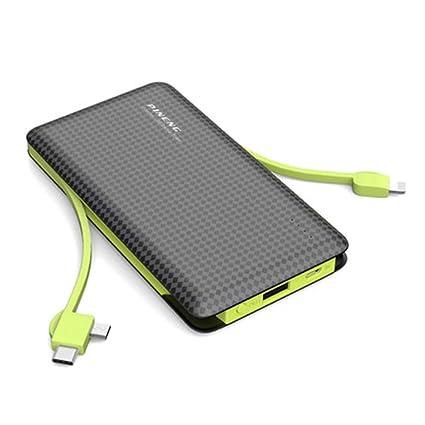 Amazon.com: Cargador portátil de 10000 mAh.: PN