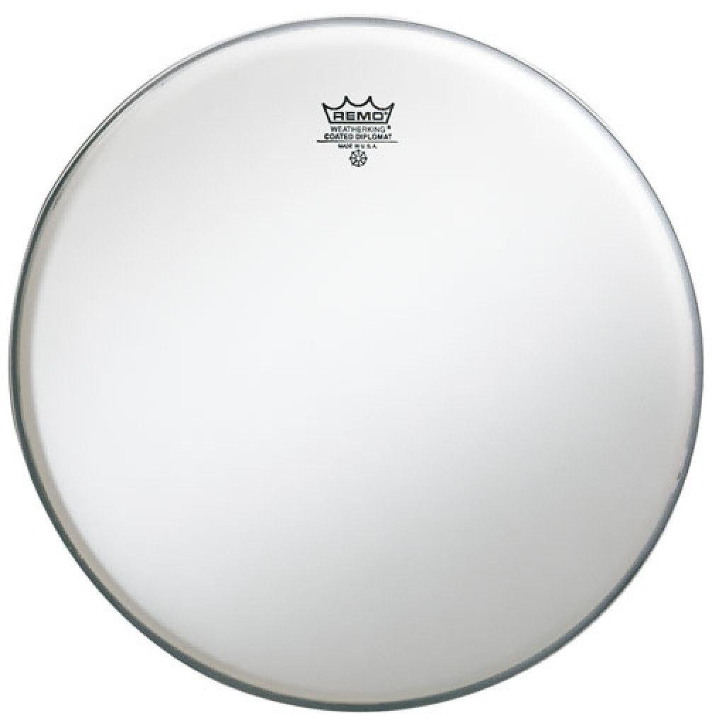 "Remo Diplomat Coated Drumhead, 16"" 16"" KMC Music Inc BD-0116-00"
