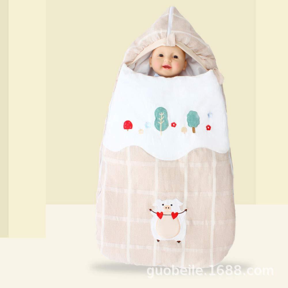 WTFYSYN Saco de Dormir para bebé con para Invierno,Saco de Dormir ...