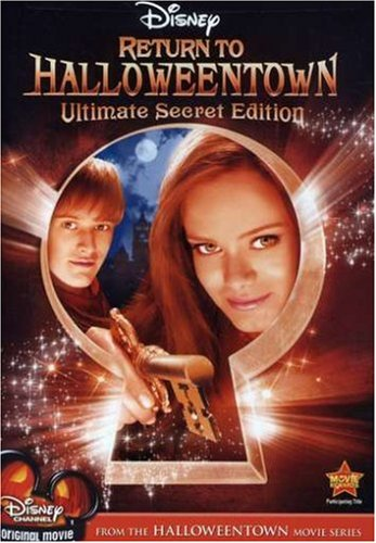 Return to Halloweentown (Ultimate Secret Edition) (Disney Channel Com Halloween)