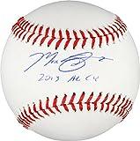 Max Scherzer Detroit Tigers Autographed Baseball with 13 AL CY Inscription - Fanatics Authentic Certified