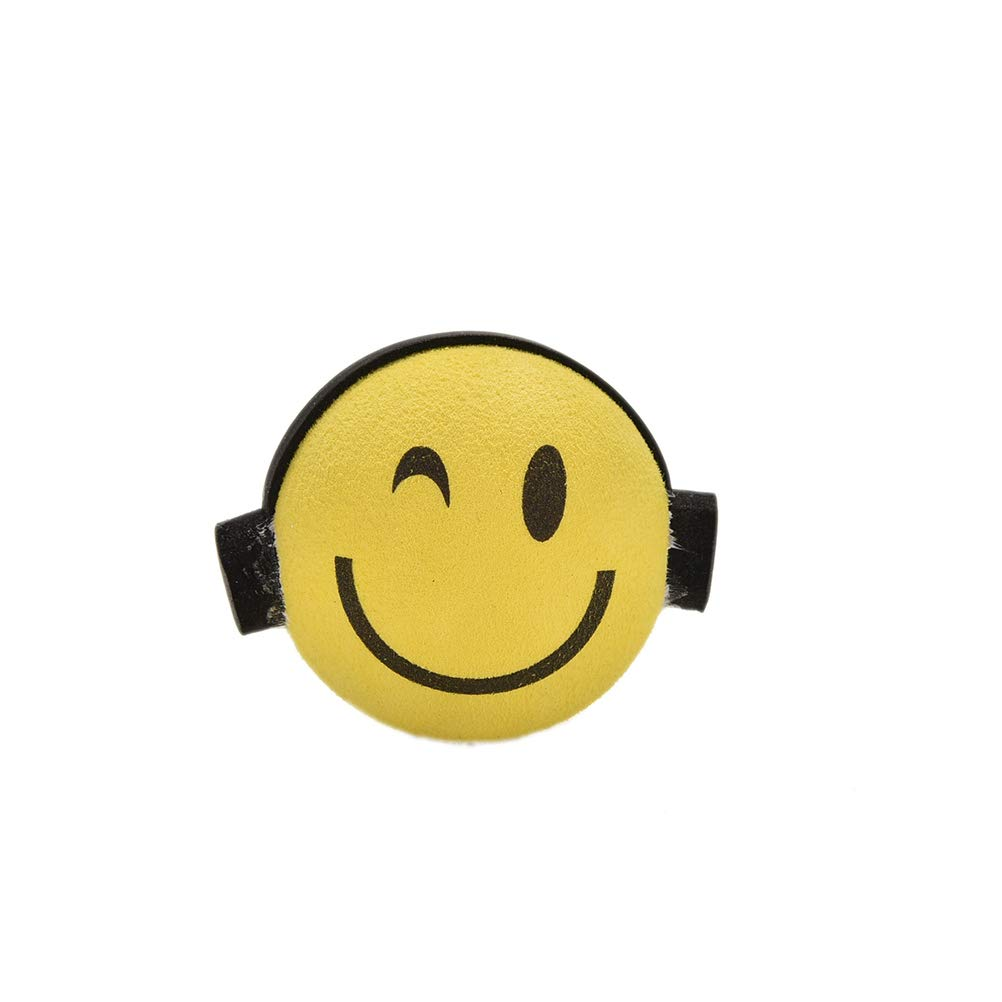 Yellow Devil Aerial Topper Decorative Balls for Car Ongwish Automotive Antenna Eva Toppers