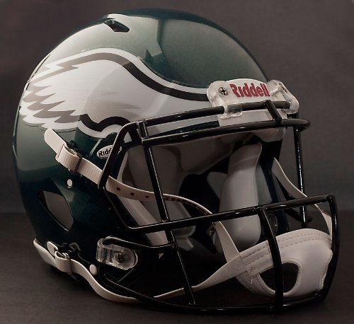 NFL Philadelphia Eagles Speed Authentic Football Helmet