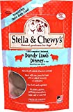 Stella & Chewy Freeze Dried Super Dandy Lamb Dinner Dog Food, 15 ounce bag