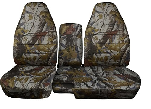 ford ranger seat cover camo - 2