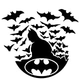 NI884 Batman Decal | 7 Inches By 6.3 - Best Reviews Guide