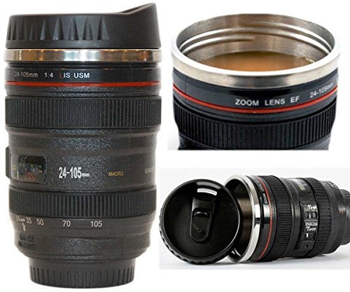 The 8 best camera lens mugs nikon or canon