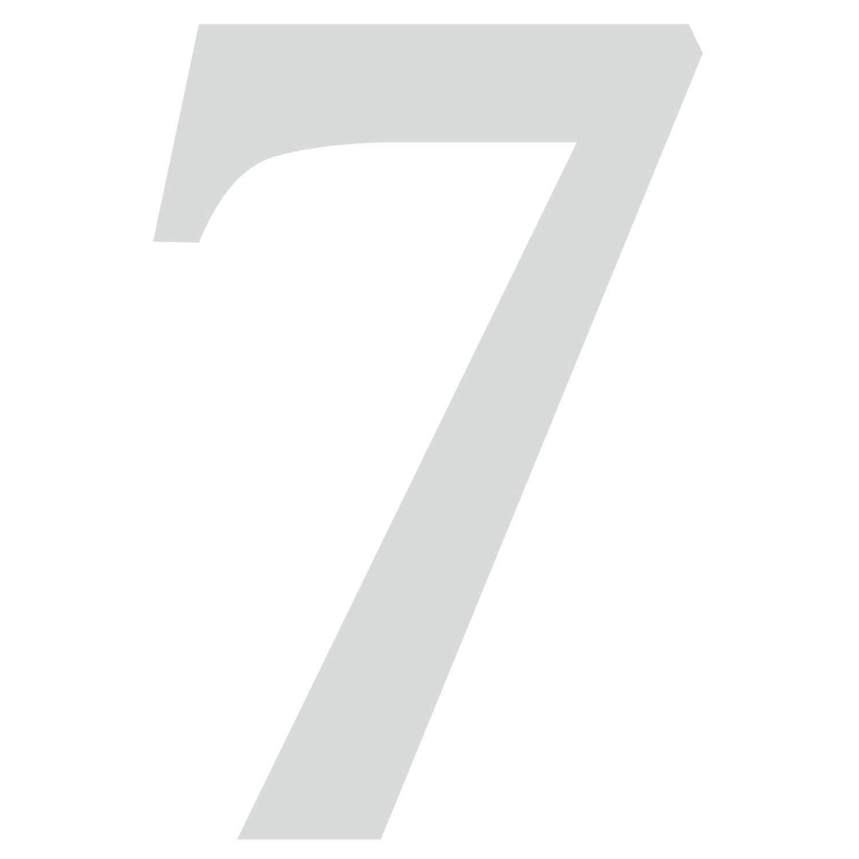 T/ür I wetterfest I kfz/_471/_9 Zahlen-Aufkleber Nr Ziffer zum Aufkleben f/ür Au/ßen 9 in schwarz I H/öhe 10 cm I selbstklebende Haus-Nummer Briefkasten