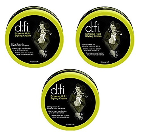 D:Fi Extreme Hold Styling Cream  2.65 oz.