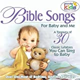 Wonder Kids Sing Bible Songs for Baby and Me - A Treasury of 30 Classic Lullabies You Can Sing to Baby