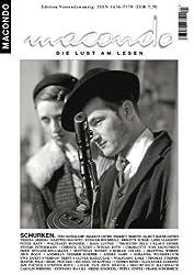 Macondo. Die Lust am Lesen / Macondo  Edition Vierundzwanzig: Schurken