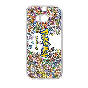 pokemon 1 generacion 3D Phone Case for HTC One M8