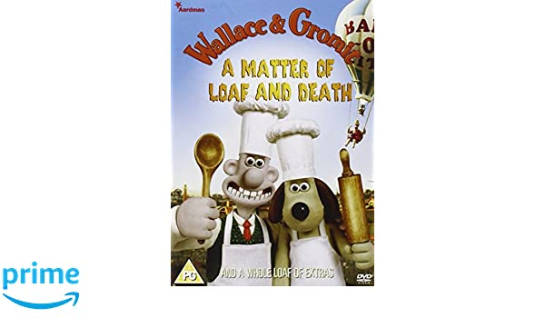 Wallace & Gromit - A Matter of Loaf and Death Reino Unido DVD ...