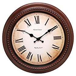 kieragrace Traditional wall-clocks, Bronze