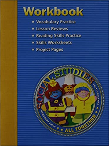Amazon.com: SS05 WORKBOOK GRADE 1 (Scott Foresmen Social Studies ...