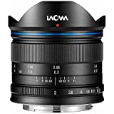 Venus Laowa 7.5mm f/2 Lens for Micro Four Thirds Mount, Black