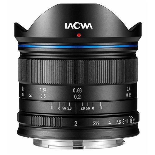 Micro Four Black (Venus Optics Laowa 7.5mm f/2 MFT Lens for Micro Four Thirds (Black))