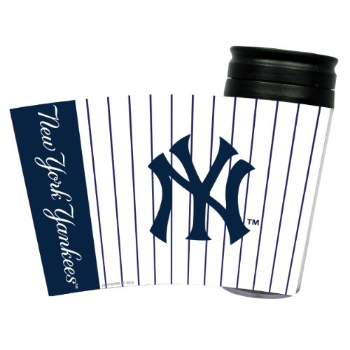 MLB New York Yankees Traveler Tumbler