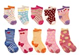 SDBING Baby's Color 6 Pair Thick Warm Cotton