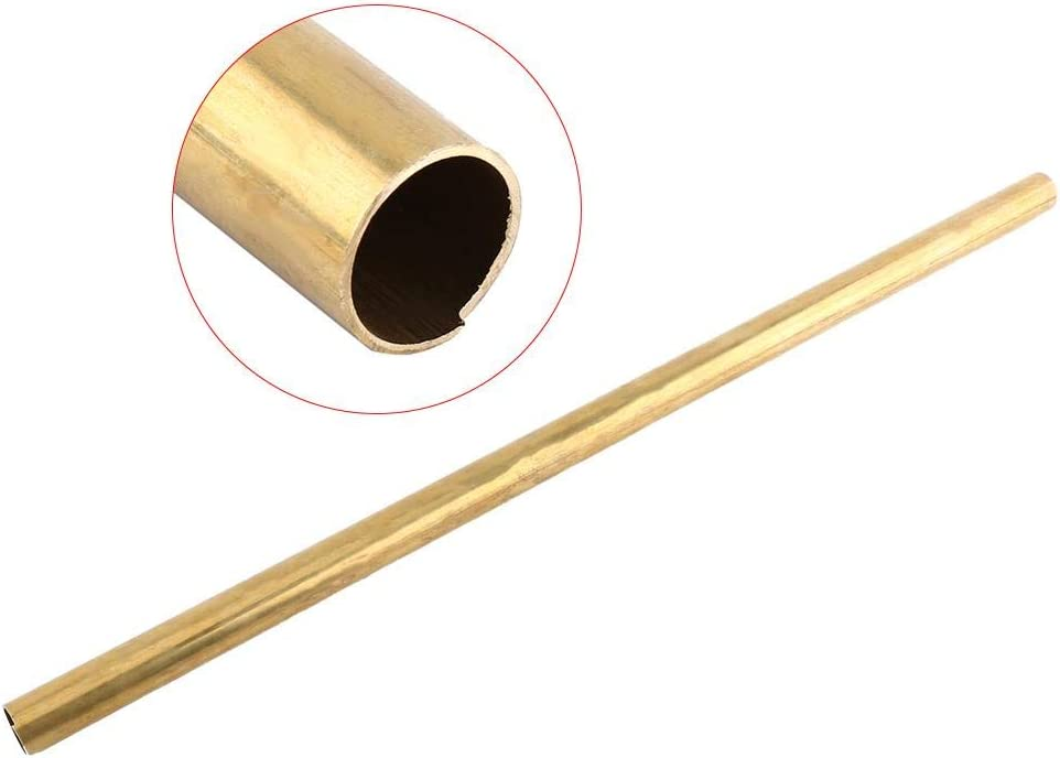 6mm Brass 50cm Tube Brass Tubing Round Length Model Making Outer Dia 6mm 10mm 12mm 14mm 16mm 18mm 20mm