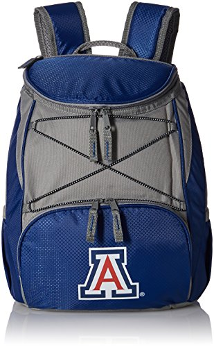 (NCAA Arizona Wildcats PTX Insulated Backpack Cooler, Navy)