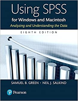 amazon using spss for windows and macintosh books a la carte 8th