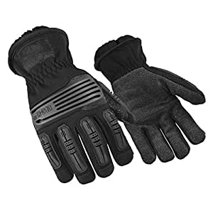 Ringers Gloves R-313 Extrication Gloves, Cut-Resistant Gloves with Impact Protection, Large