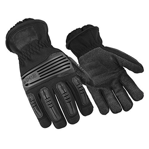 Ringers Gloves R-313 Extrication Gloves, Cut-Resistant Gloves with Impact Protection, Medium