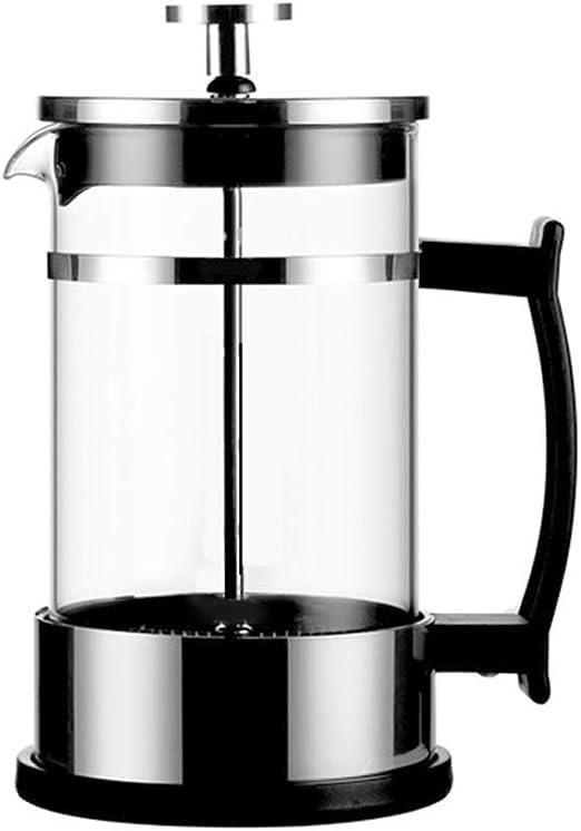 TYUIO Cafetera (8 Tazas, 34 oz) con Sistema de filtración de 4 ...