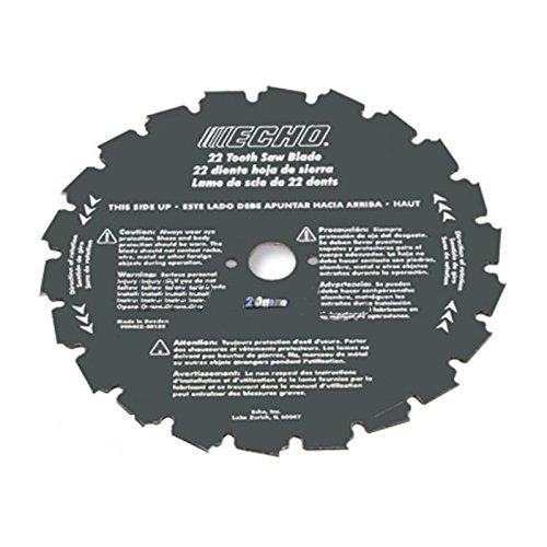 Professional 22% Teeth - Echo OEM Brushcutter Clearing Saw 22 Tooth 20MM Blade 99944200130