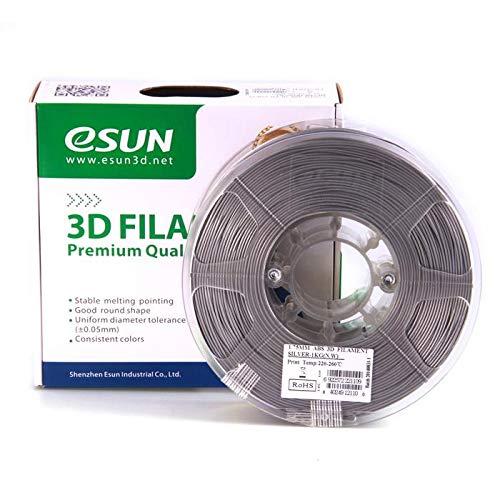 Esun Cartouche de filament ABS - 1,75mm - Rouge - 1 kg: Amazon.es ...