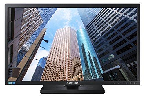 Samsung 23.6 inch FHD 1920×1080 Desktop Monitor for Business with HDMI, VGA, DisplayPort, VESA mountable, 3-Year Warranty, TAA (S24E650PL)