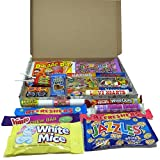 The Letterbox Buster! - Supersized Letterbox Sized Box Crammed Full Of Mouthwatering Tuckshop Retro Sweets